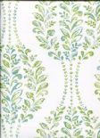 Mirabelle Wallpaper Versailles 2702-22740 By A Street Prints For Brewster Fine Decor